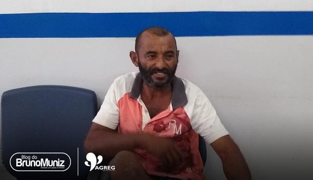 Foragido da justiça é capturado na zona rural de Taquaritinga do Norte