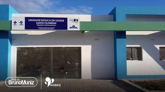Unidade de saúde é alvo de vandalismo em Santa Cruz do Capibaribe