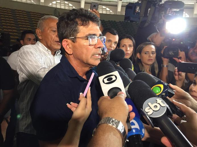 """""""Eu pensei que ia acontecer, não tive coragem de falar para ele"""", diz pai de Gabriel Diniz"""