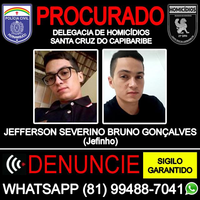 Polícia busca por acusado de assassinar o ex-jogador Jardel na Vila do Pará