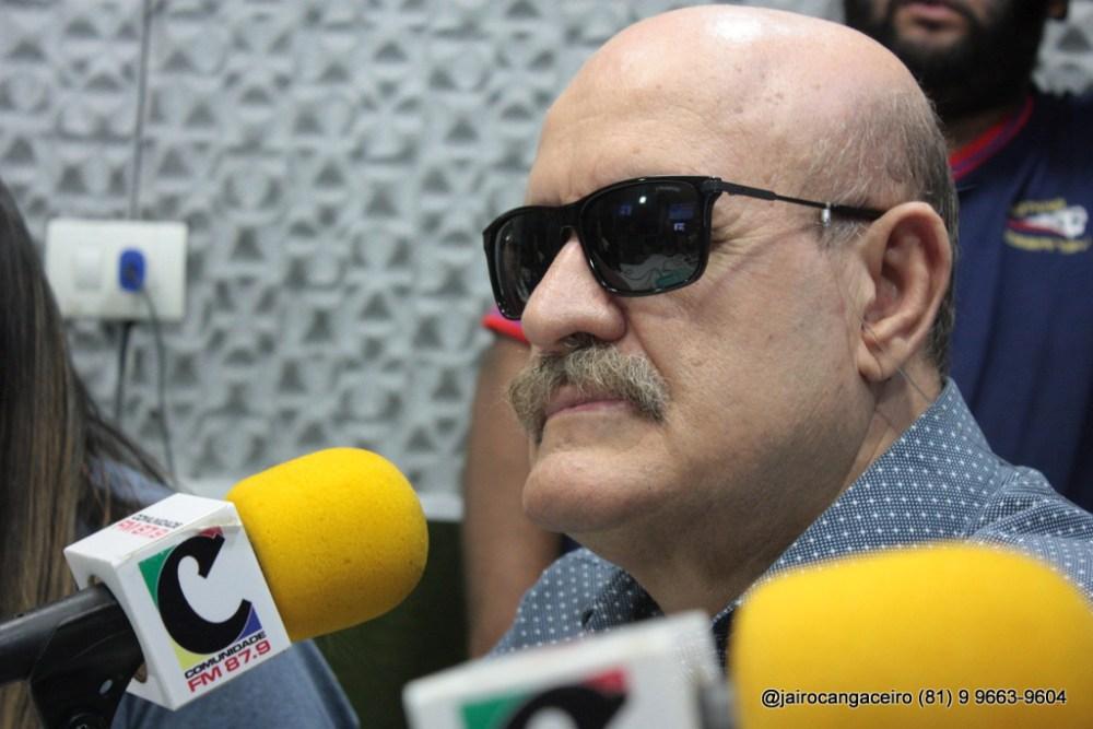 José Augusto Maia diz que Edson Vieira foi o prefeito que mais recursos recebeu
