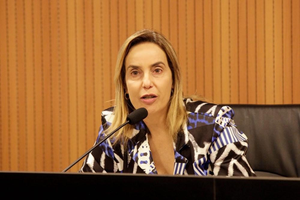 Alessandra Vieira estranha adiamento de audiência da Compesa e pede resposta do governo para Santa Cruz