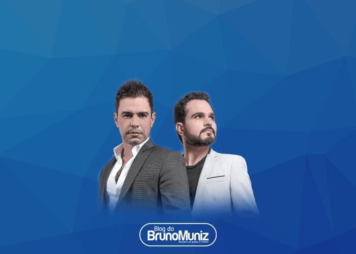 Zezé Di Carmargo & Luciano se apresentam em Caruaru no mês de agosto