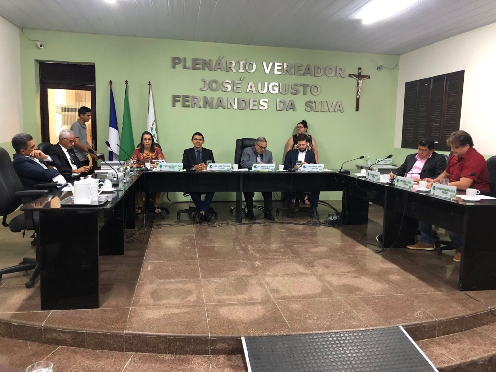 Câmara de Taquaritinga do Norte realiza 8ª reunião do 2º período legislativo