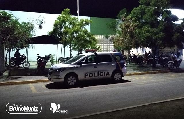 Homem é baleado em São Domingos, distrito de Brejo da Madre de Deus
