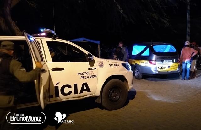 Homem é assassinado em São Domingos, distrito de Brejo da Madre de Deus