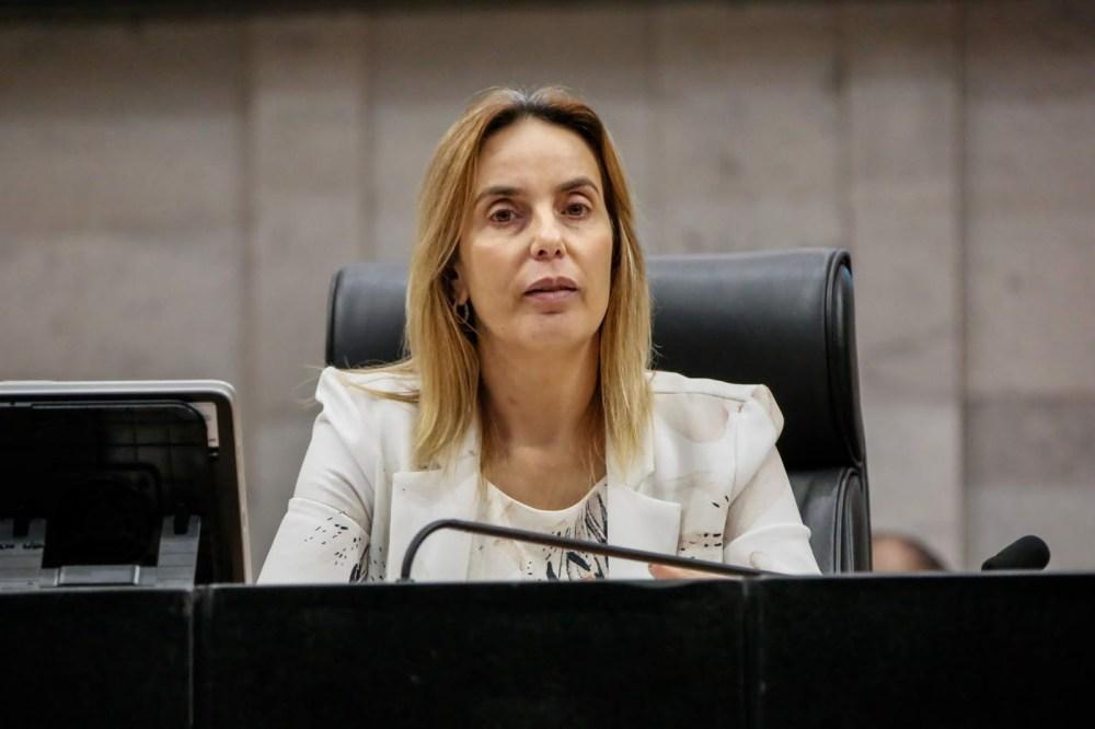 Alessandra Vieira solicita intérpretes de libras para atendimento a público na Alepe e curso para servidores