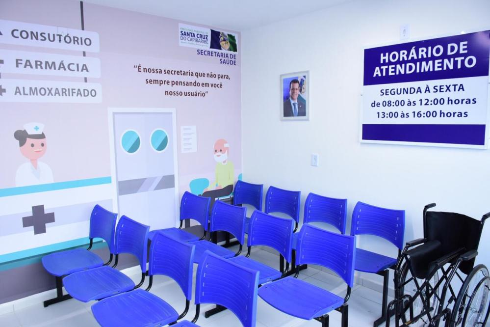 Prefeitura de Santa Cruz do Capibaribe entrega UBS do bairro Dona Lica