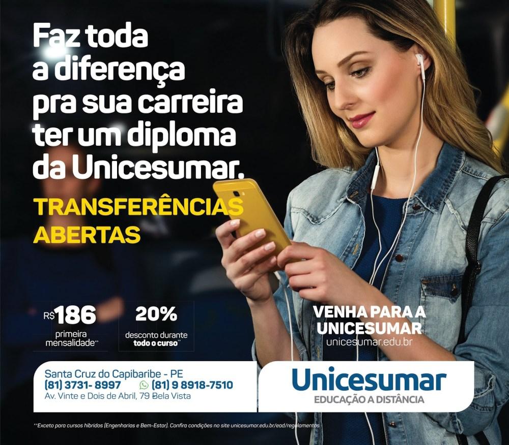 Cursos EAD da Unicesumar têm 71% dos cursos avaliados com nota máxima pelo MEC