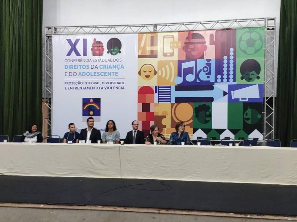 Santa Cruz do Capibaribe é representada na XI Conferência Estadual de Defesa dos Direitos da Criança e do Adolescente