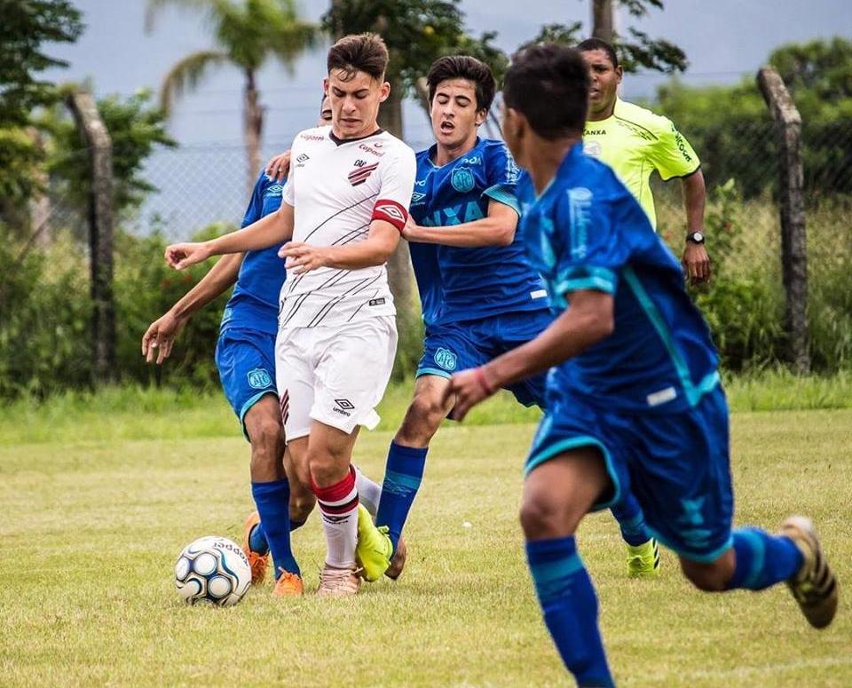De Santa Cruz do Capibaribe – Marcos Vinícius é convocado para Seleção Brasileira Sub-15