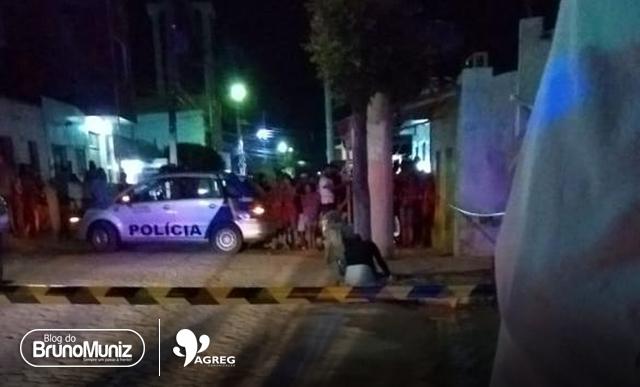 Jovem é assassinado em Toritama