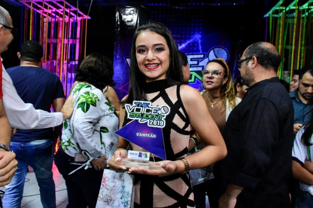 Emilly Vitória é a grande vencedora do The Voice Student 2019, em Santa Cruz do Capibaribe