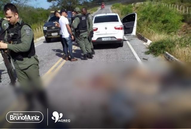 Direitos Humanos repudia exposição de corpos em operação da PM que resultou em oito mortos, na Paraíba