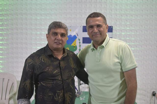 Em Taquaritinga do Norte, ex-candidato a vice-prefeito ao lado de Jânio Arruda declara apoio a Fábio de Jairo