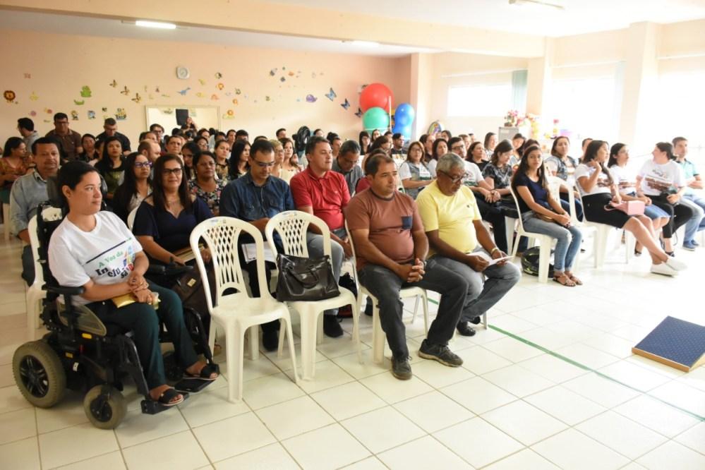 IV Conferência Municipal dos Direitos das Pessoas com Deficiência é realizada em Santa Cruz do Capibaribe