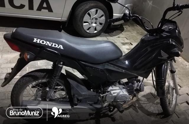 Menor atira contra guardas municipais após sofrer acidente com motocicleta roubada em Taquaritinga