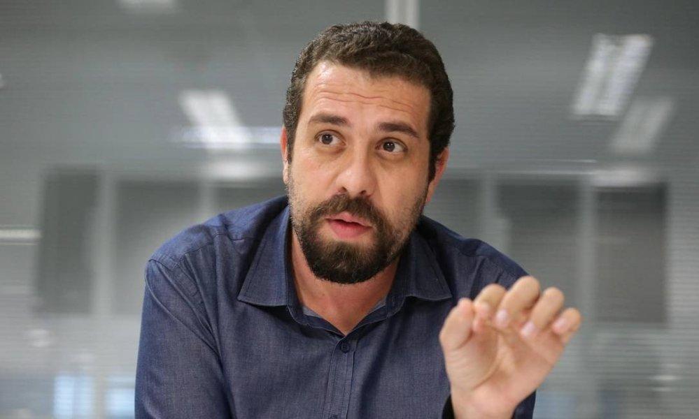 Guilherme Boulos ministrará palestra na Câmara Municipal de Caruaru
