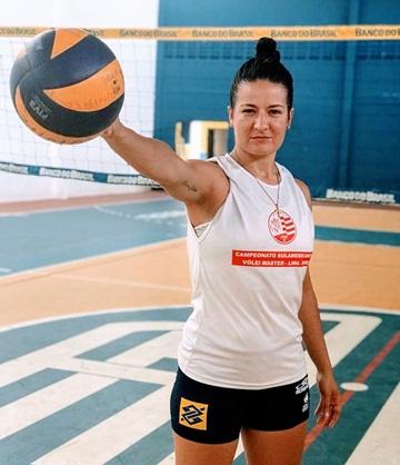 Atleta santacruzense se destaca no âmbito esportivo nacional