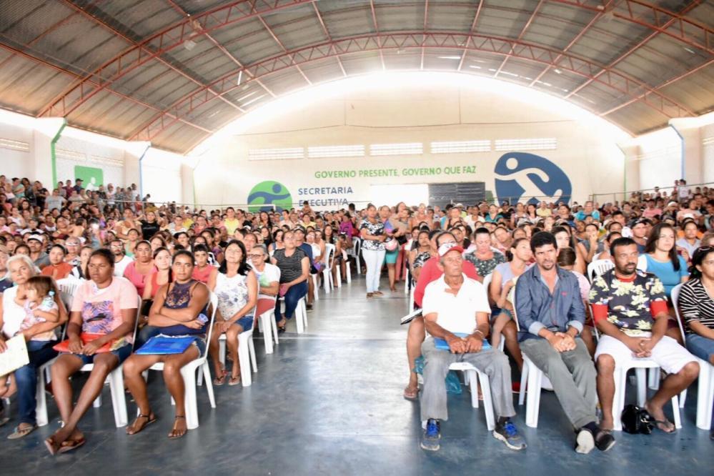 Prefeitura de Santa Cruz do Capibaribe realiza sorteio e 500 famílias são contempladas no Residencial Cruzeiro