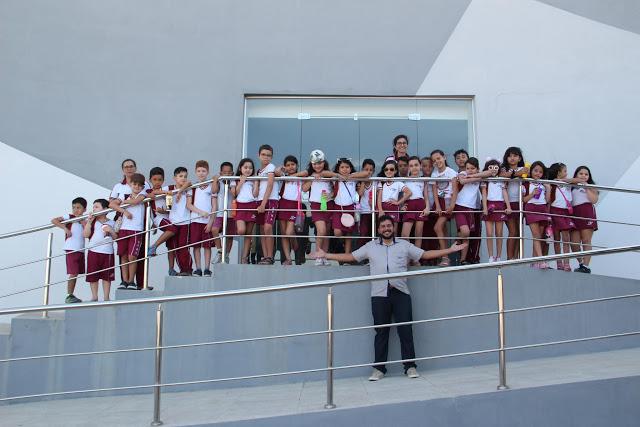 Alunos do Primeiro Mundo visitam o Museu da Sulanca