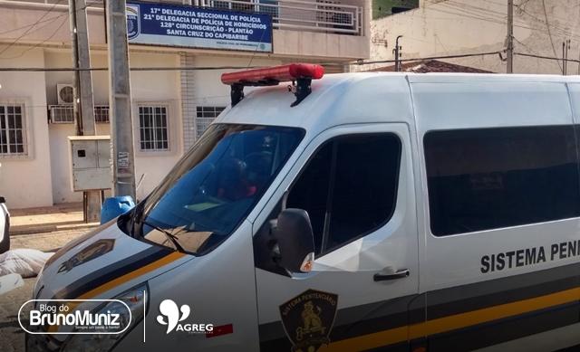 Polícia apreende grande quantidade de drogas em presídio de Santa Cruz do Capibaribe