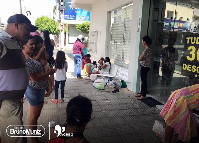 Refugiados da Venezuela desembarcam em Santa Cruz do Capibaribe e precisam de ajuda