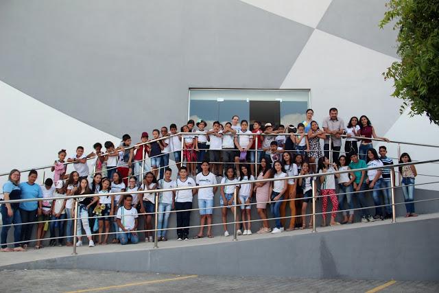 Alunos da Escola Donatila visitam o Museu da Sulanca
