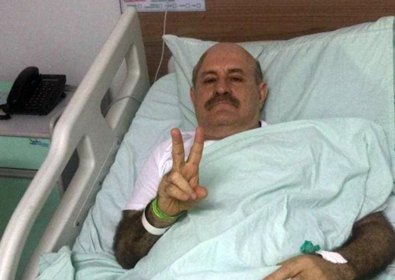 José Augusto Maia é hospitalizado e médicos identificam coágulo na cabeça
