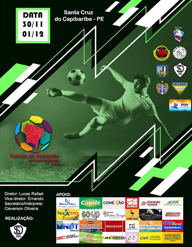 I Torneio Nordeste de Futsal para Surdos será realizado em Santa Cruz do Capibaribe