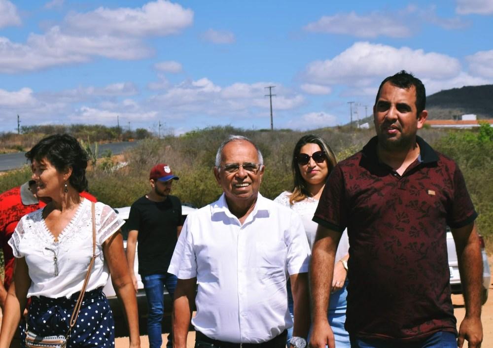 Fernando Aragão cumpre agenda com comitiva do Governo do Estado em Santa Cruz do Capibaribe