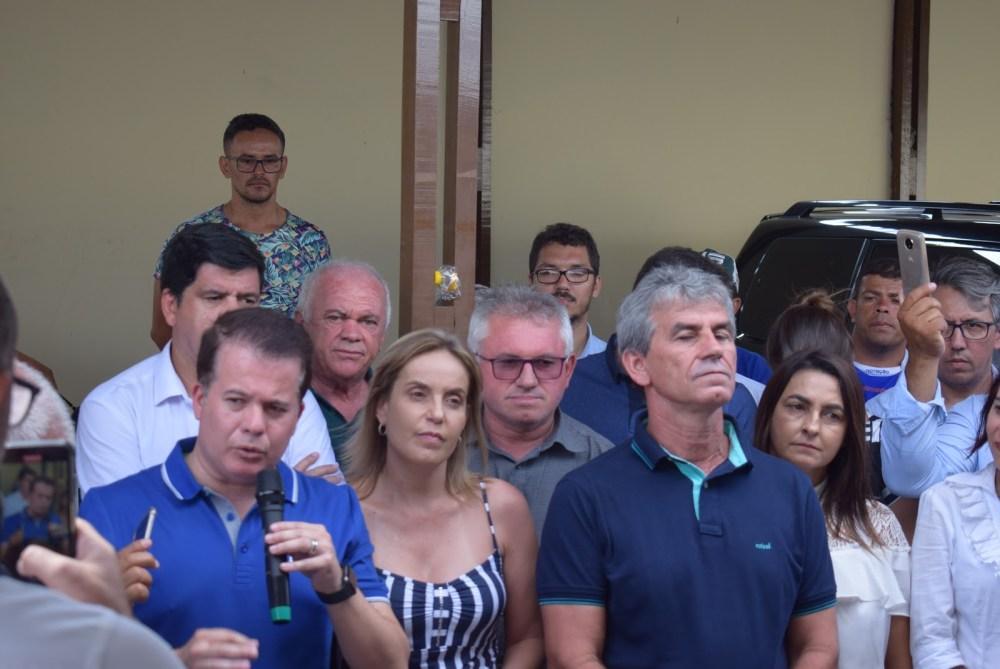 Confirmado – Edson Vieira anuncia Dida como seu sucessor
