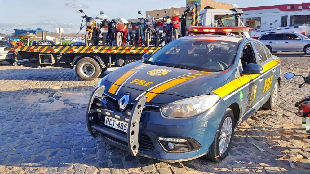 Operação Sulanca recolhe 39 veículos irregulares em Toritama