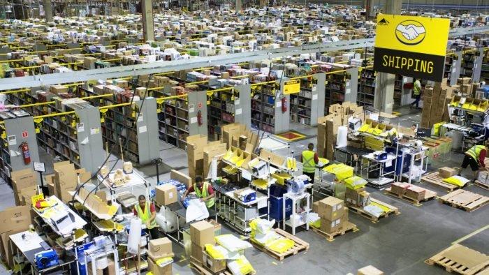 Novo centro de distribuição agilizará entregas da Amazon a pernambucanos