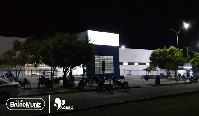 Mecânico é baleado durante assalto em Santa Cruz do Capibaribe