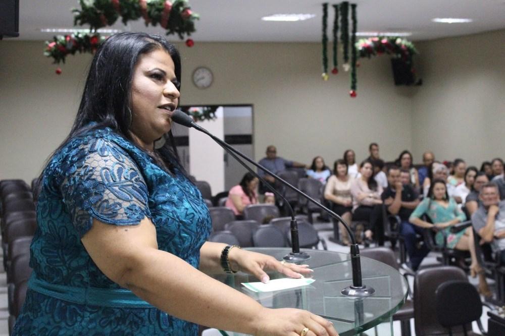 """""""Vamos com coragem e determinação continuar trabalhando por Santa Cruz do Capibaribe"""", destaca Jéssyca Cavalcanti"""