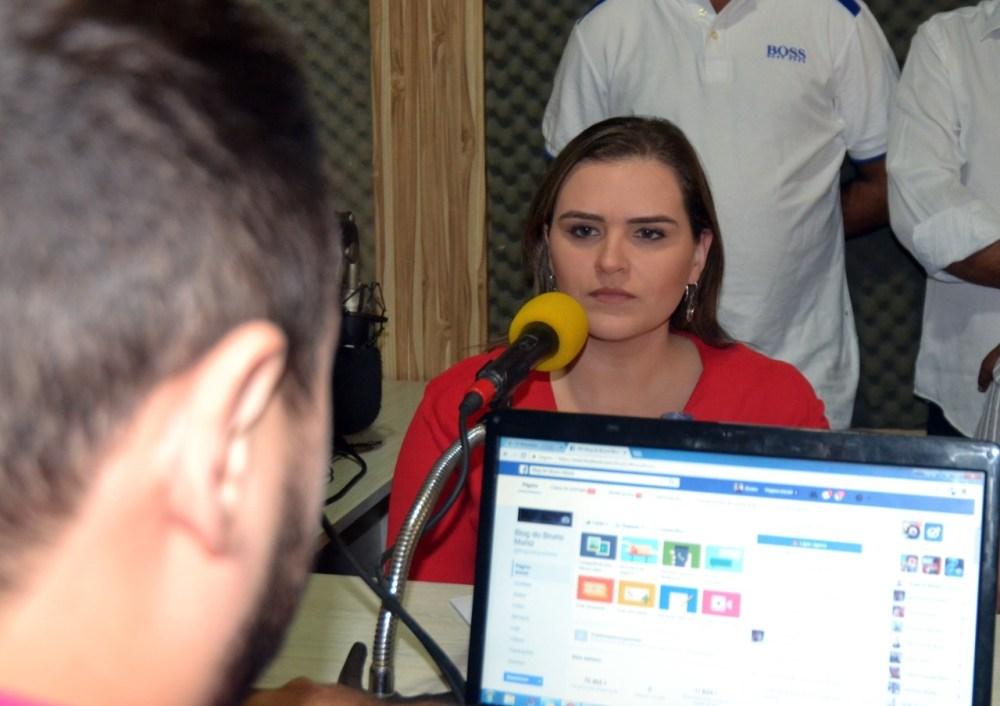 Marília Arraes diz que será candidata a prefeita do Recife; presidência do PT resiste