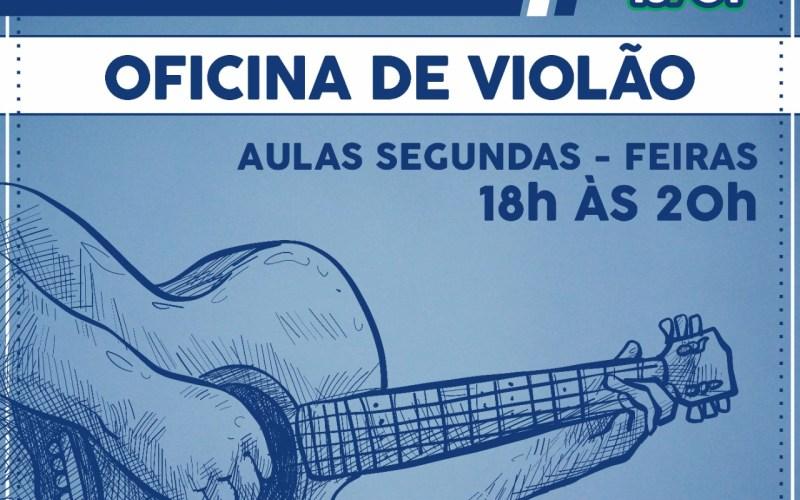 Incentivo Musical: Prefeitura de Santa Cruz do Capibaribe e parceiros promovem oficinas de violão gratuitas