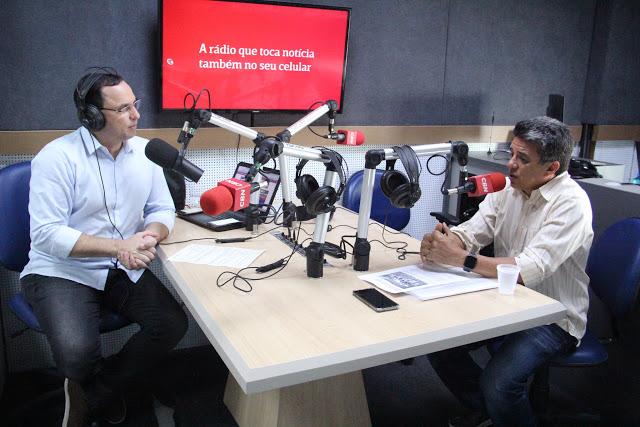 Recursos assegurados para melhorias na infraestrutura do Moda Center é tema de entrevista na CBN Caruaru
