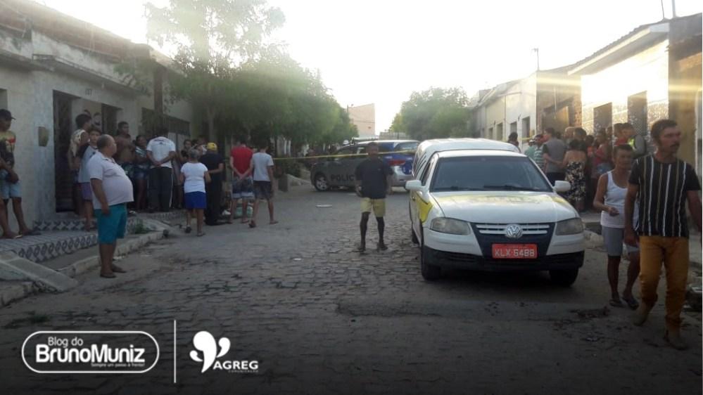 Santa Cruz do Capibaribe regista terceiro homicídio em menos de uma semana