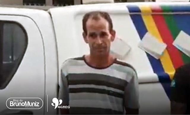 Em Jataúba, polícia cumpre mandado de prisão contra acusado de homicídio