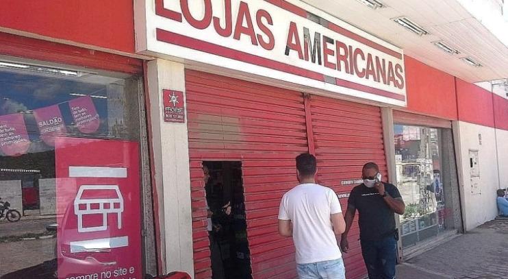 Loja Americanas em Santa Cruz do Capibaribe é autuada
