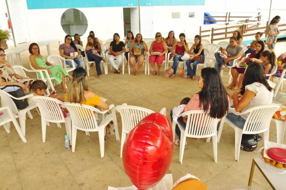 Evento para mães é idealizado pela Mammamia em Santa Cruz do Capibaribe