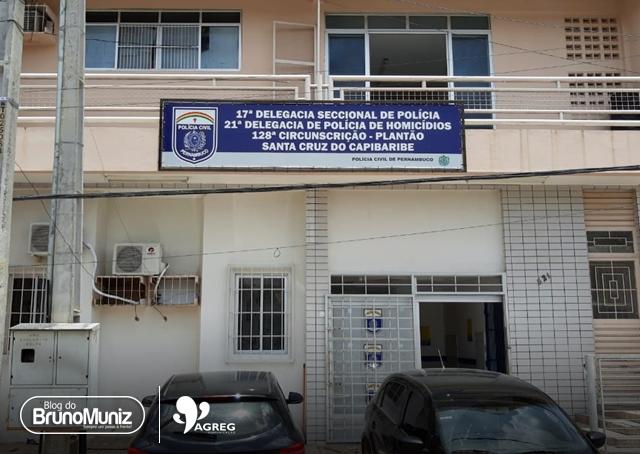 Polícia cumpre mandado de prisão contra acusado de homicídio em Toritama