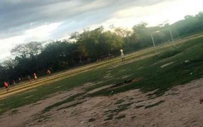 Mesmo em quarentena, partidas de futebol ocorrem normalmente na Magana, em Santa Cruz do Capibaribe