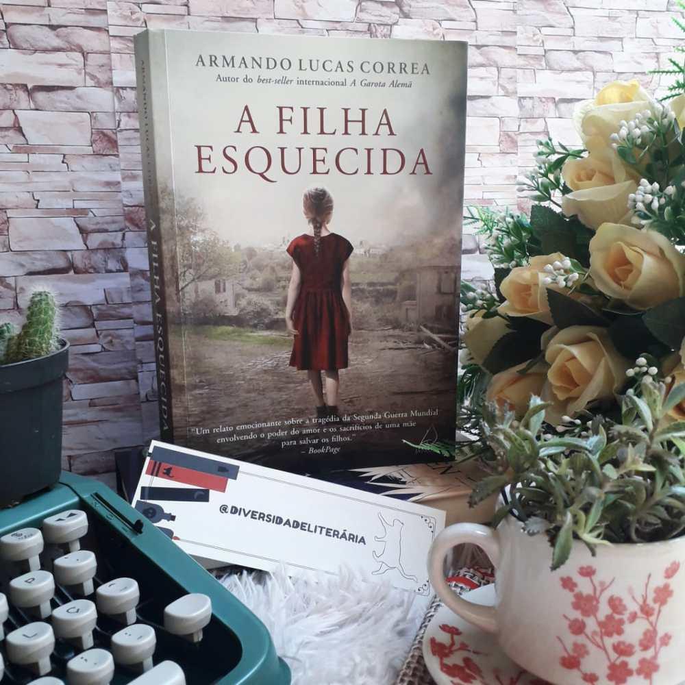 """Diversidade Literária: Análise de """"A Filha Esquecida"""" — Por Bruna Marques"""