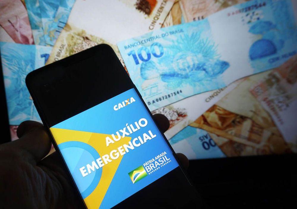 Caixa anuncia antecipação da segunda parcela do auxílio emergencial