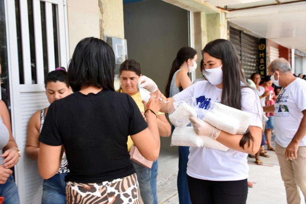 Coronavírus: ações sociais implantadas pela Secretaria de Governo e Desenvolvimento Social em Santa Cruz do Capibaribe