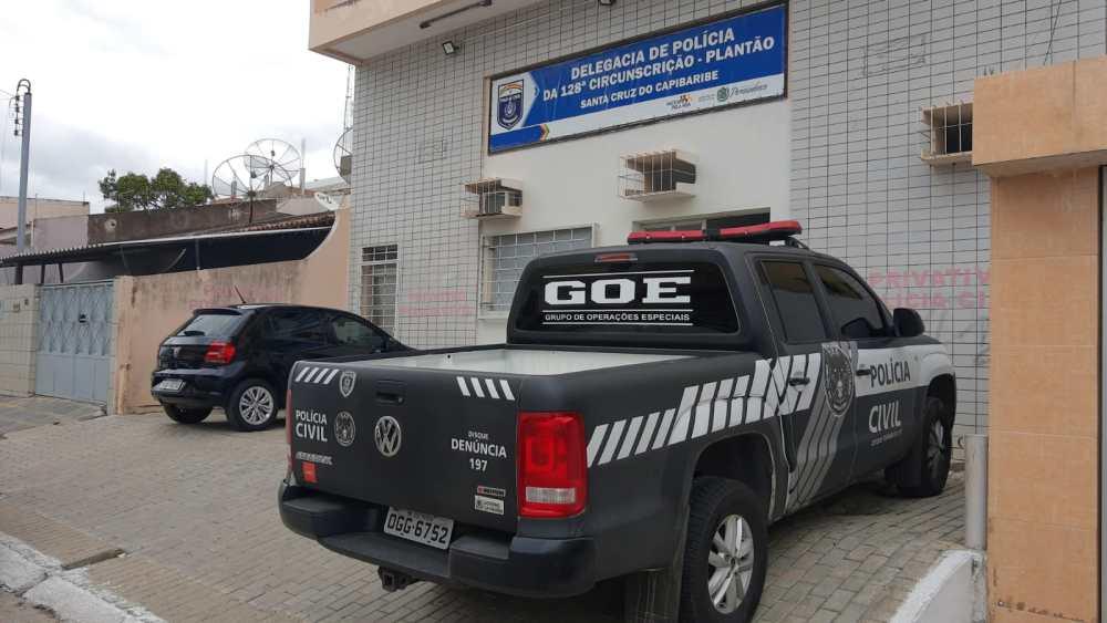 """""""Uma quantia enorme"""", diz ex-governador Ricardo Coutinho sobre extorsão de homem preso em Santa Cruz do Capibaribe"""
