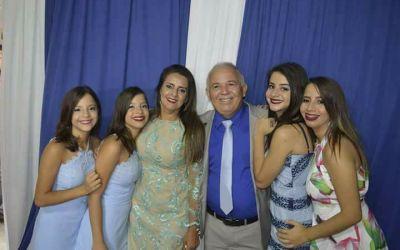 Esposa e filhas do prefeito de Brejo da Madre de Deus também testam positivo para coronavírus